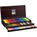 ホルベイン アーチスト色鉛筆150色セット(基本色)木函入り
